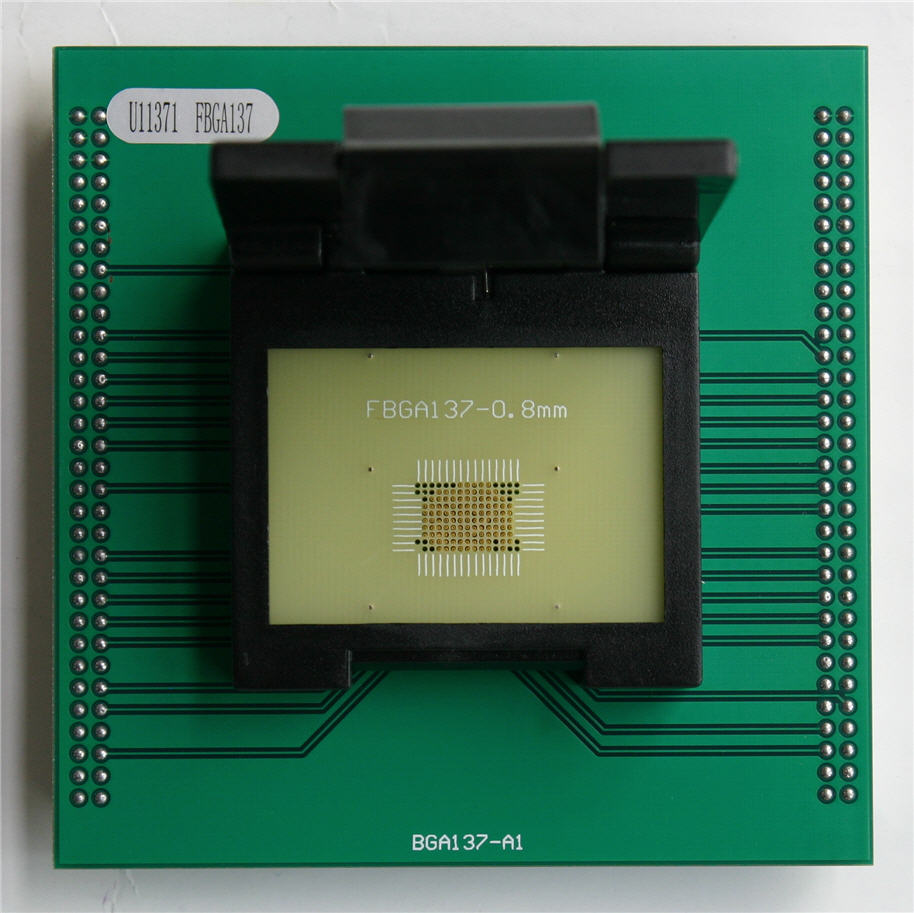 Chip-off-Adapter-SBGA 137P