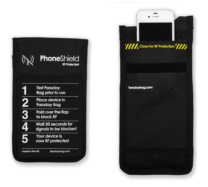 Disklabs Faraday Bag – PhoneShield 1