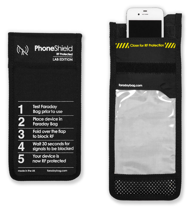Disklabs Faraday Bag – PhoneShield 2