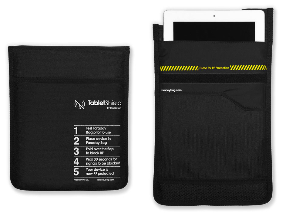 Disklabs Faraday Bag – TabletShield 1