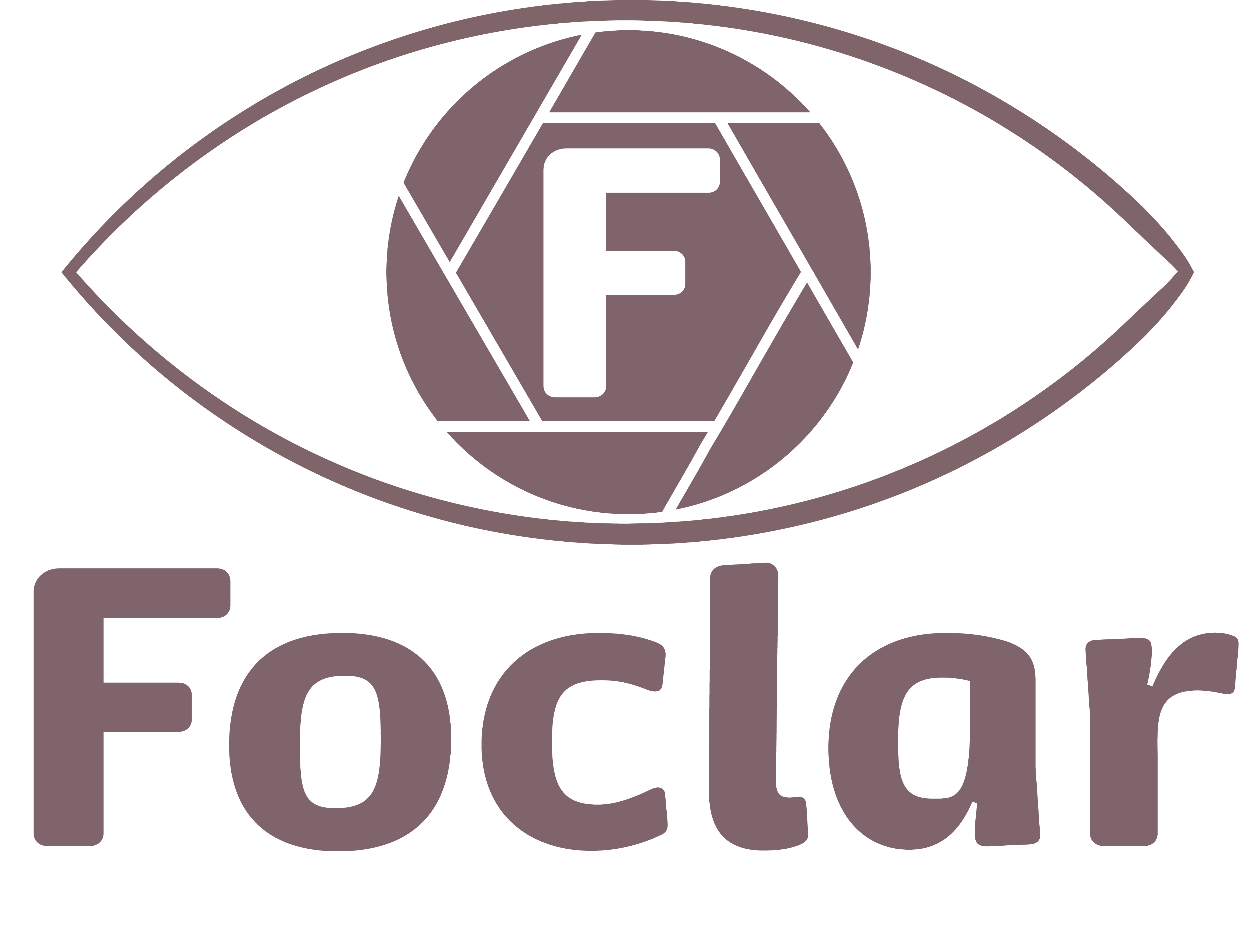 Foclar logo – text below