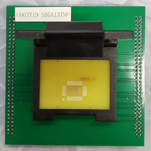 Chip-off-Adapter-SBGA 137NP